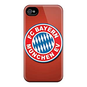 Best Cell-phone Hard Cover For Iphone 6plus With Support Your Personal Customized Attractive Fc Bayern Munich Pattern CharlesPoirier