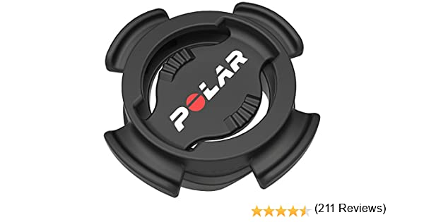 Polar - Soporte para bicicleta de V650/M450, color negro: Amazon ...