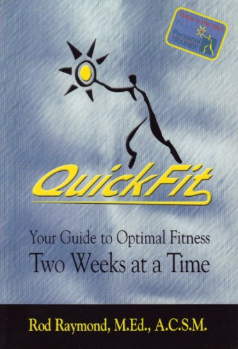 Price comparison product image QuickFit - Your Guide to Optimal Fitness Two Weeks at a Time