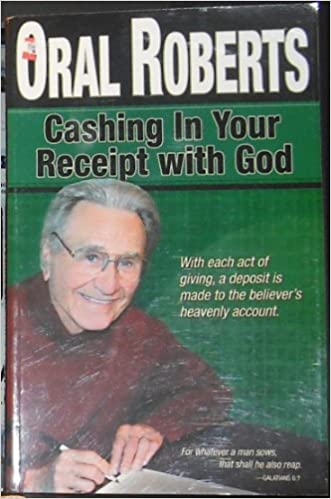Book Cashing in Your Receipt With God: Tapping Into Your Heavenly Account
