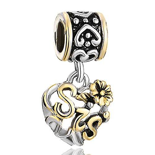 Sister Birthstone Crystal Jewelry Bracelet
