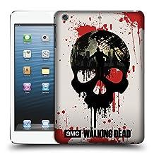 Official AMC The Walking Dead Skull Silhouettes Hard Back Case for Apple iPad mini 1 / 2 / 3