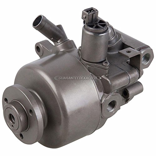 Power Steering ABC Tandem Pump For Mercedes SL500 SL55 AMG R230 2003 2004 2005 2006 - BuyAutoParts 86-00888R Remanufactured