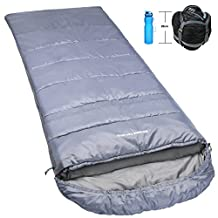 Norsens Hiking Camping Backpacking Sleeping Bag Lightweight/Ultralight Compact, 0 Degree Cold Weather sleeping bags for Adults