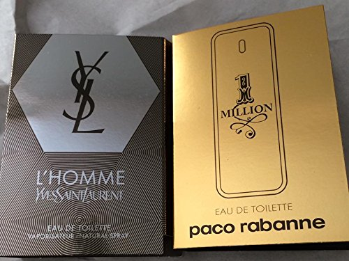 Mens Designer Fragrance 2pc - Ysl 1