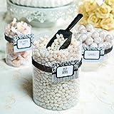 White Jelly Beans - Bulk 2 lbs, 750 Pieces