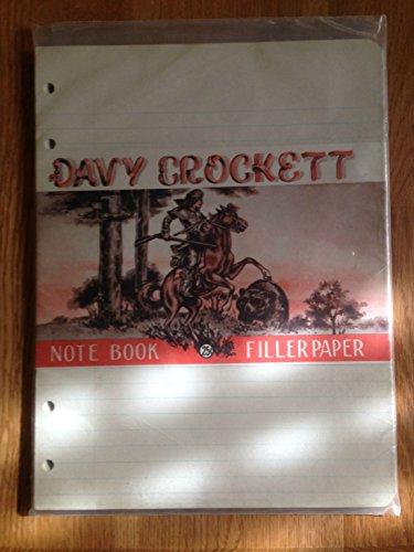 davy-crockett-note-book-filler-paper-mint