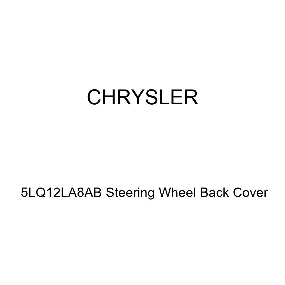 Chrysler Genuine 5LQ12LA8AB Steering Wheel Back Cover