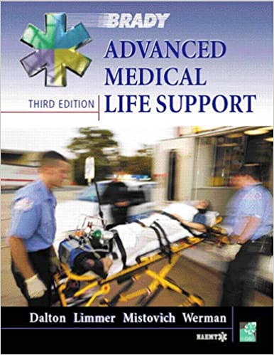 Advanced Medical Life Support (3rd Edition): 9780131723405