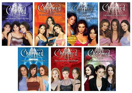 Charmed- The Complete Seasons 1-7