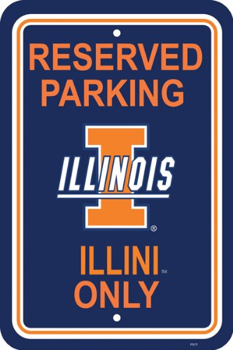 Fremont Die Illinois Fighting Illini College Sports Team Logo Printed Home Office Dorm Decorative 12