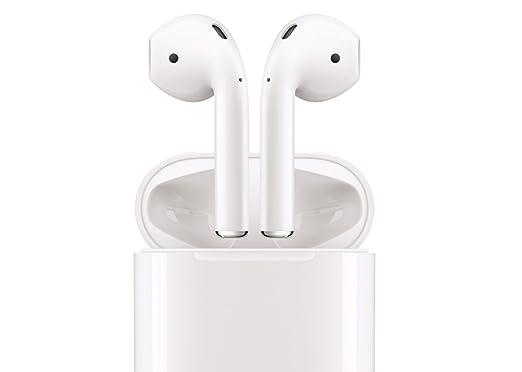 Mini Bluetooth auriculares auriculares, Inalámbrico Sport auriculares con micrófono con cancelación de ruido y receptáculos