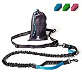 FLASH SALE | Hands-Free Dog Leash for Medium and Large Dogs – Professional Harness with Reflective Stitches for Training - Walking - Jogging and Running Your Pet