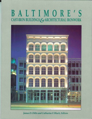 Baltimore's Cast-Iron Buildings and Architectural Ironwork - Mall Shopping Baltimore