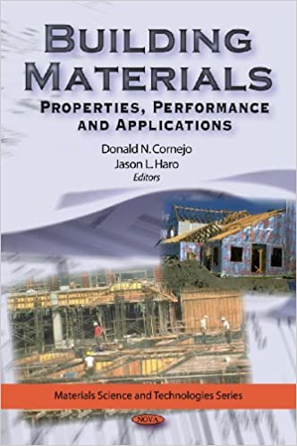 Building Materials: Properties, Performance and Applications (Materials Science and Technologies)