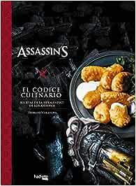 Códice culinario Assassin's Creed (Hachette Heroes - Assassin'S Creed - Gastronomía)