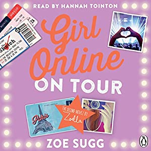 Girl Online: On Tour Hörbuch