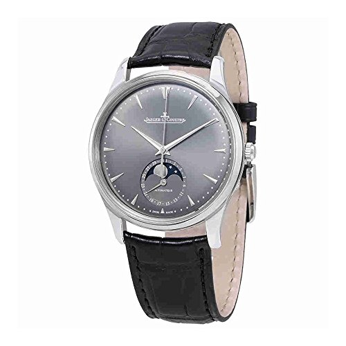 Jaeger LeCoultre Master Ultra Thin Moon White Gold Automatic Mens Watch -  Q1363540