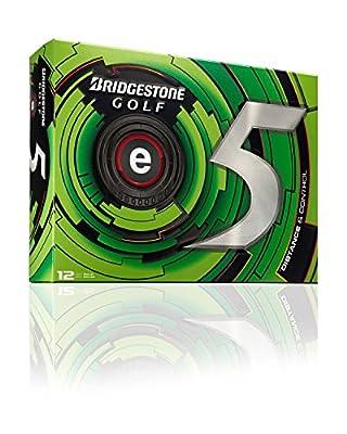 Bridgestone 24 e5 High Flight Longer Distance Golf Balls, 2 Dozen | ECWX6D-E5