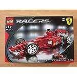 LEGO Racers 8386: Ferrari F1 Racer 1:10 LEGO
