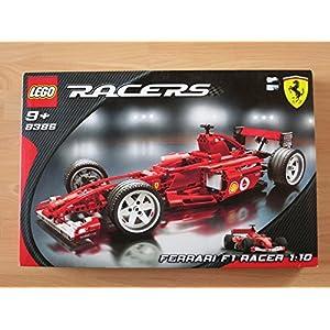 LEGO Racers 8386: Ferrari F1 Racer 1:10 LEGO Speed Champions LEGO