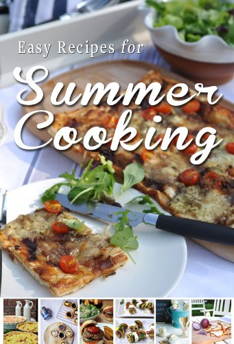 Easy Recipes For Summer Cooking:  A Short Collection Of Receipes From Donal Skehan, Sheila Kiely And Rosanne Hewitt Cromwell by Amazon