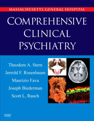 Massachusetts General Hospital Comprehensive Clinical Psychiatry: Expert Consult - Online and Print