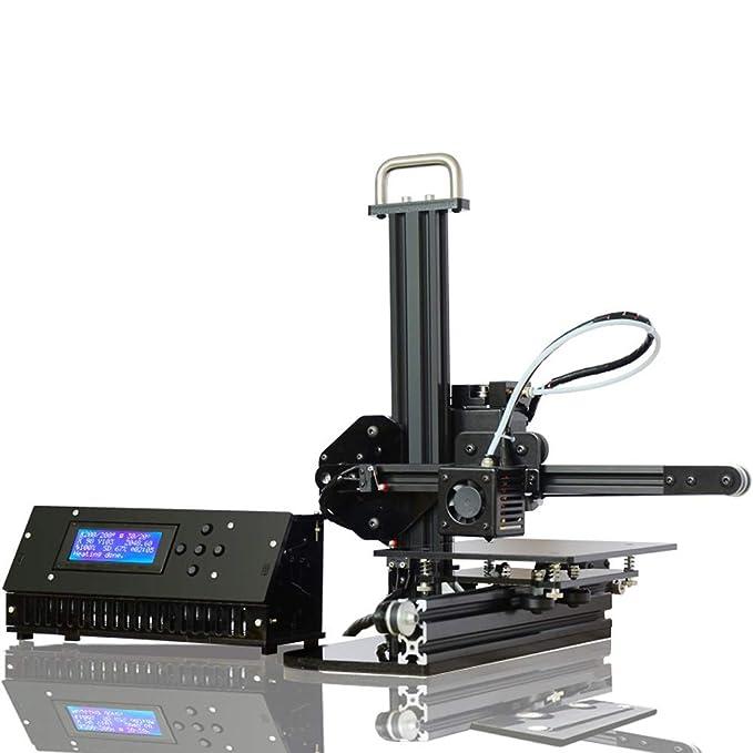 L.J.JZDY Impresora 3D X1 Impresora 3D de Escritorio 150 X 150 mm X ...