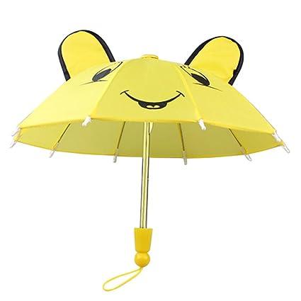 Juguetes del bebé,Paraguas Accesorios para 18 Pulgadas Chica Americana/Baby Nacido Muñecas Hechas