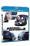 Rápidos y Furiosos 8 (Blu-ray)