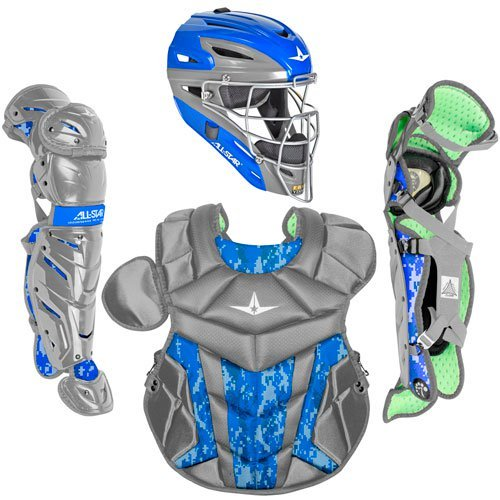 All Star System7 Axis Camo Youth Catchers Set America