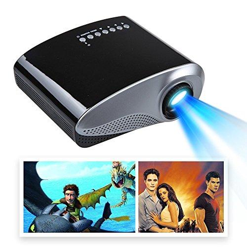Mira-Tech 2.4Inch Portable Mini Projector
