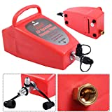 Goplus A/C Vacuum Pump, Pneumatic 4.2CFM Air
