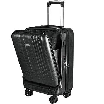"ZHAORLL Maleta de Viaje para PC de 20""Pulgadas Equipaje de Viaje con Bolsa para"