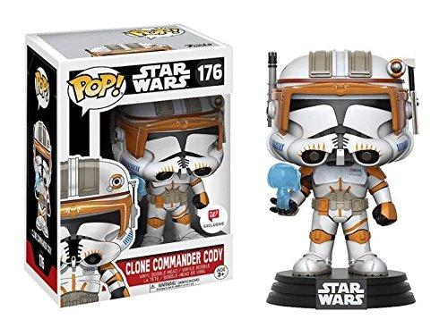 Funko Pop Star Wars #176 CLONE COMMANDER CODY Exclusive