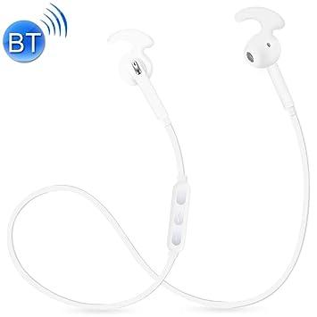 Professional Sweatproof Bluetooth Auriculares intrauditivos con micrófono HD, Llamadas manos libres compatibles, Distancia: