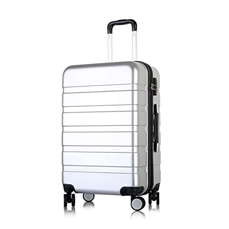 Jolly Equipaje Súper Ligero ABS Duradero Estuche rígido Maletas para Equipaje Bolsas de Viaje Maleta con