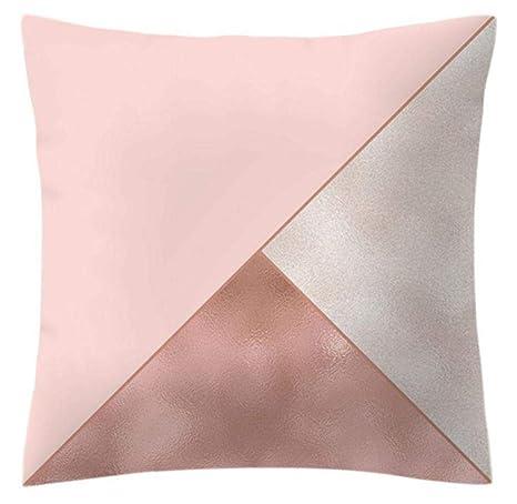 EFGK Decorativo Funda E Almohada Throw Pillow Casefunda De ...