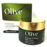 Frulatte Olive Olea Europaea Olive Oil Restoring & Firming Night Cream For All