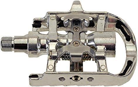 M-Wave 311806 - Pedales de doble función para MTB, color plata ...