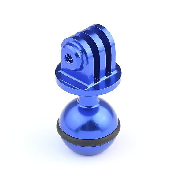 Amazon com: Phone Tripod: CNC 360 Degree Rotation Ball Head
