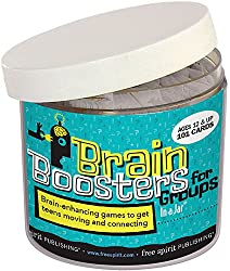 Brain Boosters for Groups In a Jar: 101 brain-enhancing games to get teens moving and connecting