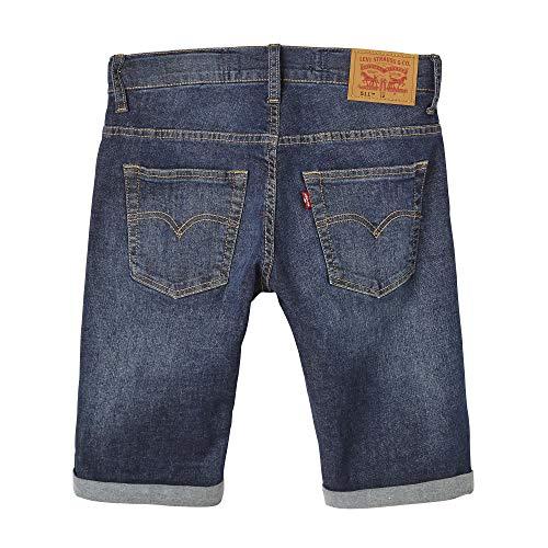 Levi's indigo Kids 46 Bleu Garçon Short 1g01pnfqr