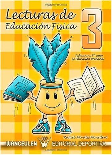 Lecturas De Educación Física. Fichas De 3º De Primaria ...