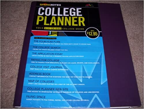 college planner all in one college guide spark college
