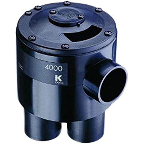 K RAIN 4404 4000 Series Indexing Valve With 4 Outlets And 4 Zones