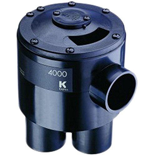 K-RAIN 4404 4000 Series Indexing Valve with 4 Outlets and 4 Zones