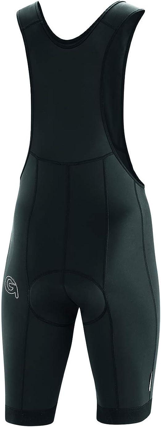 Pantalón de ciclismo con tirantes para hombre GONSO TEGLIO V2: Amazon.es: Ropa y accesorios