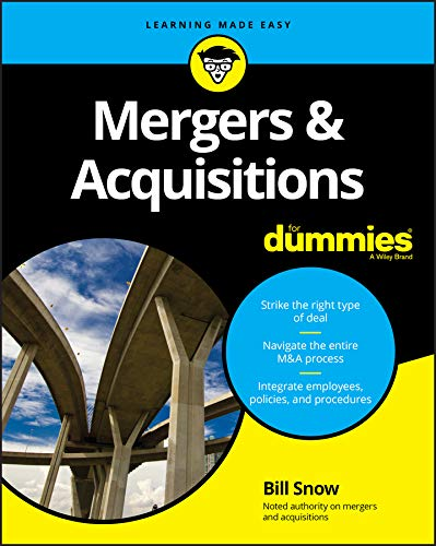 Mergers & Acquisitions For Dummies (English Edition)
