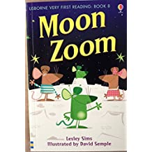 Usborne Very First Reading: Book 8 - Moon Zoom